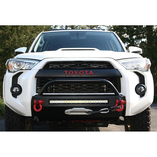 Accessories For Toyota Tundra 2014+ 4Runner Slimline Hybrid front bumper – Southern Style OffRoad