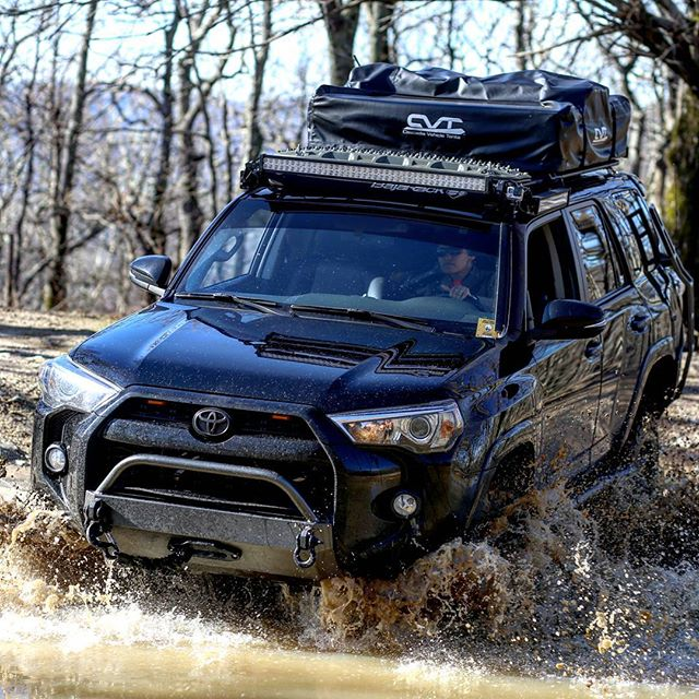 2014 + Southern Style offroad Toyota 4Runner winch Bumper