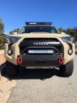 2016 TRD Pro front bumper