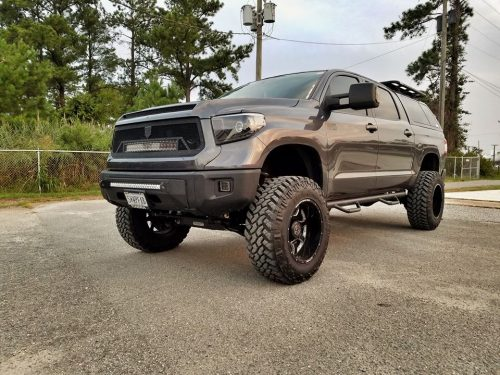 2014 Aftermarket Tundra Front Bumper Customizable Sso