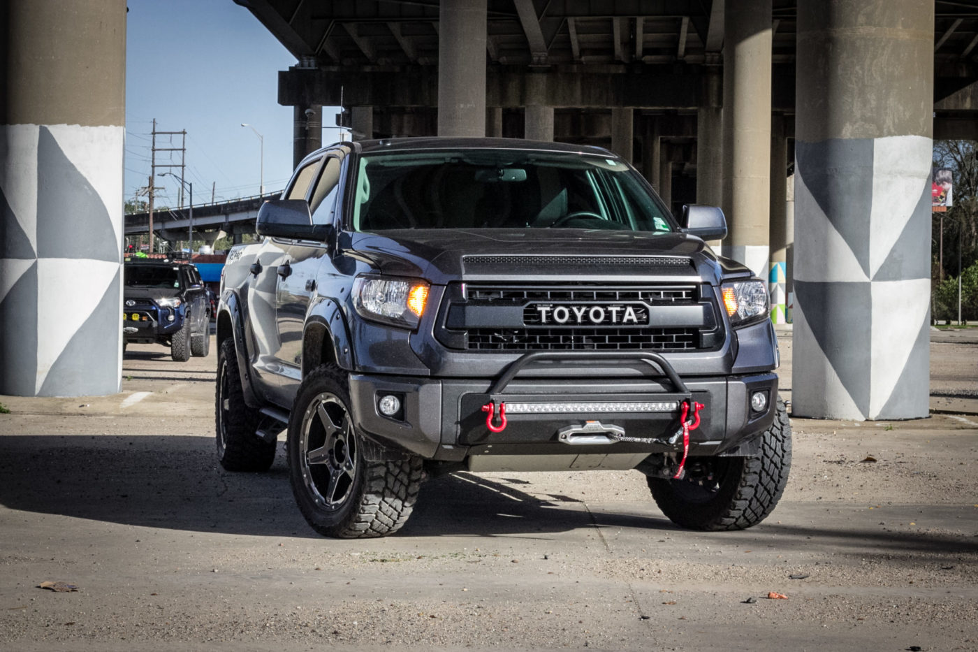 Trd Pro Tundra >> Southern Style offroad Toyota Tundra Toyota 4Runner Bumper