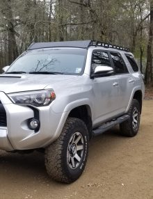 5th Gen 4runner Roof Rack Amp Southern Style Offroad