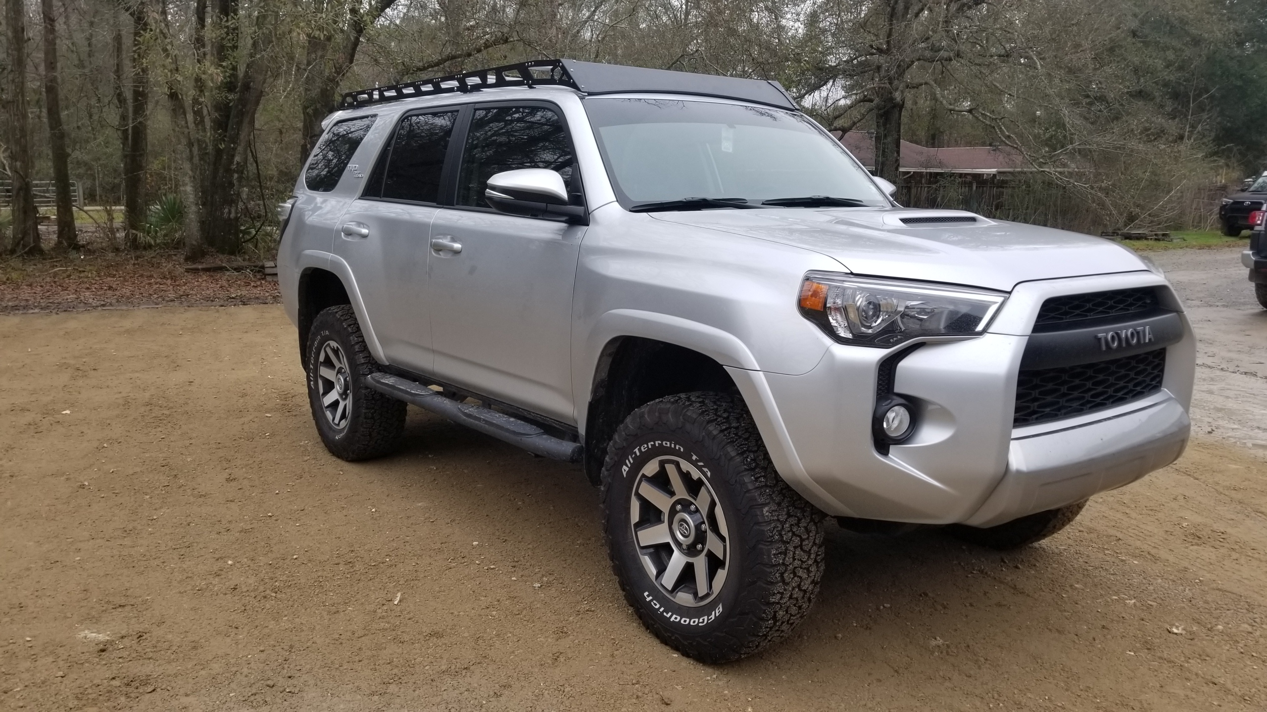 5th Gen 4Runner Roof Rack – Southern Style fRoad