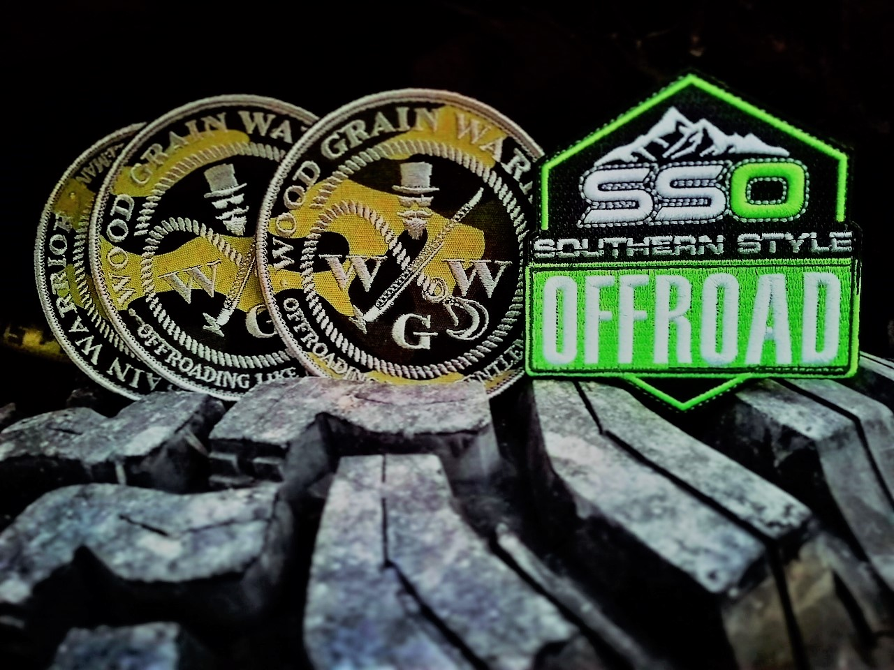 Patch Drop Southern Style Offroad