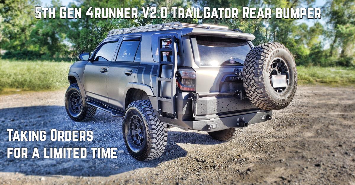2013 4runner trail headlights
